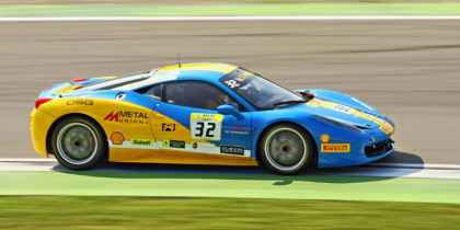 2013. Team Ukraine racing with Ferrari, Хоккенхайм, фото 14