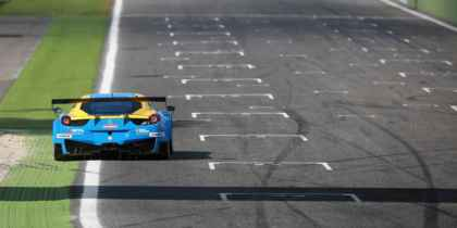 2013. Team Ukraine racing with Ferrari, Валлелунга, фото 10