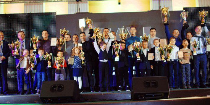 В Києві відбулося нагородження Чемпіонів 2018 року
